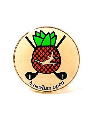 Hawaiian Golf Ball - Hawaiian Open Golf Ball Marker