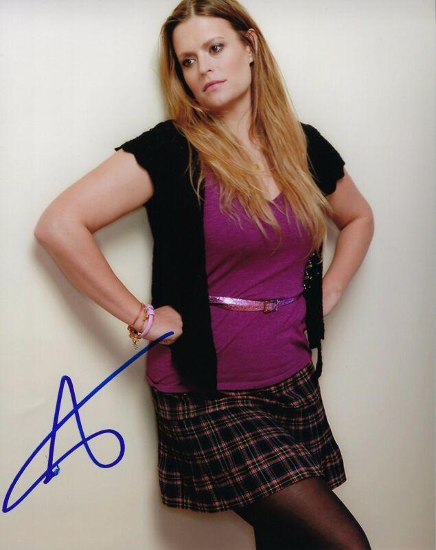 GFA GLOW Reggie Walsh * MARIANNA PALKA * Signed Autograph 8x10 Photo MH5 COA