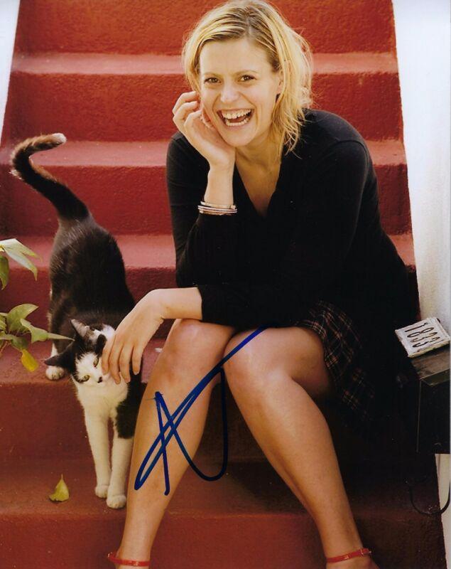 GFA GLOW Reggie Walsh * MARIANNA PALKA * Signed Autograph 8x10 Photo MH6 COA