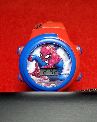 Marvel Spiderman Kids Watch Quartz Wrist SPD4480AL Top Quality