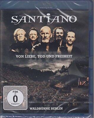 Santiano / Von Liebe, Tod und Freiheit - Live Waldbühne Berlin (Blu-ray,NEU!)