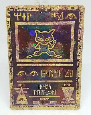 Pokemon TCG Promo - Ancient Mew Holo - HP