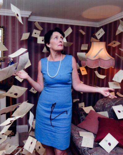 Fiona Shaw Signed Autographed 8x10 Photo Harry Potter Killing Eve Actress COA