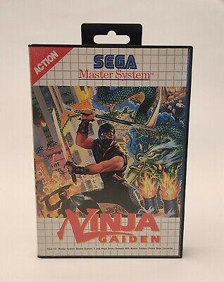 Ninja Gaiden Sega Master System