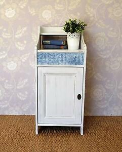 Shabby chic hall/phone/bedside table Currambine Joondalup Area Preview