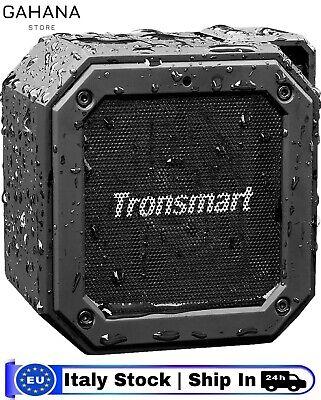 Tronsmart Groove Force Mini Cassa Bluetooth IPX7, Riproduzione di 24 Ore /...