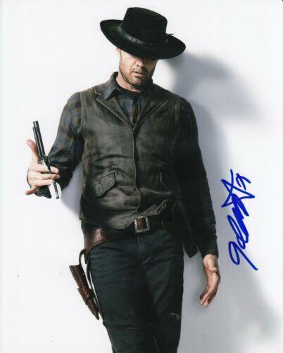 GARRET DILLAHUNT signed (FEAR THE WALKING DEAD) 8X10 photo John *PROOF* W/COA #2