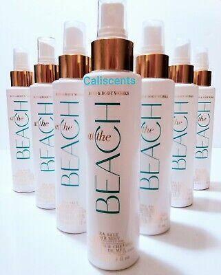 Bath & Body Works At The Beach Sea Salt Hair Mist with Coconut Oil - 4.9 fl