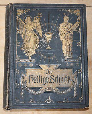 Die Heilige Schrift mit den Bilder von Schnorr und Carolsfeld. Leipzig 1905