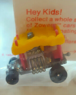 Hot Wheels Zowees Beddy Bye Original Packaging Brand New!!!