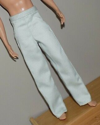 BARBIE KEN DOLL DOCKERS STYLE KHAKIS PANTS FITS COLLECTOR FASHIONISTA SILKSTONE