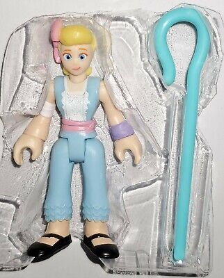 "Imaginext Toy Story 4 BO PEEP 3"" Figure & Staff Disney Pixar Fisher-Price"