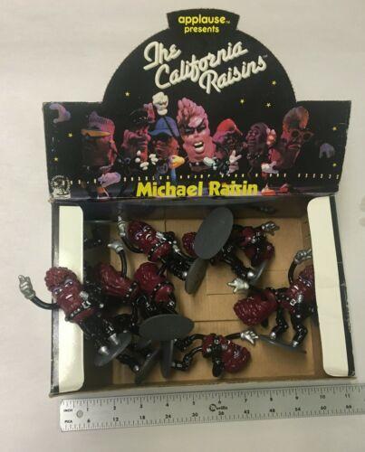 Michael Jackson California Raisin in Original Store Display Box from 1989