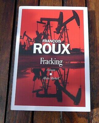 Livre neuf : Fracking de François Roux