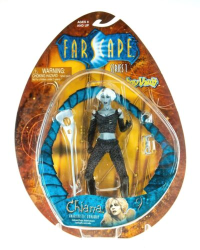 NEW Farscape CHIANA ANARCHISTIC RUNAWAY Series 1 FARSCAPE Toy Vault