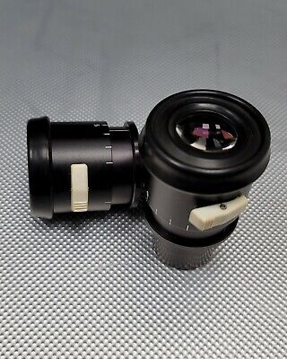 Zeiss Opmi 12.5 Eyepieces With Diopter Locks