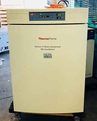 Thermo Forma Series Ii Water Jacketed Co. Incubator Hepa Filter.