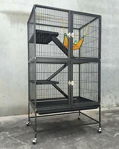 Sale sale rabbit hutch cage ferret cage with divider 2 in 1 Riverwood Canterbury Area Preview