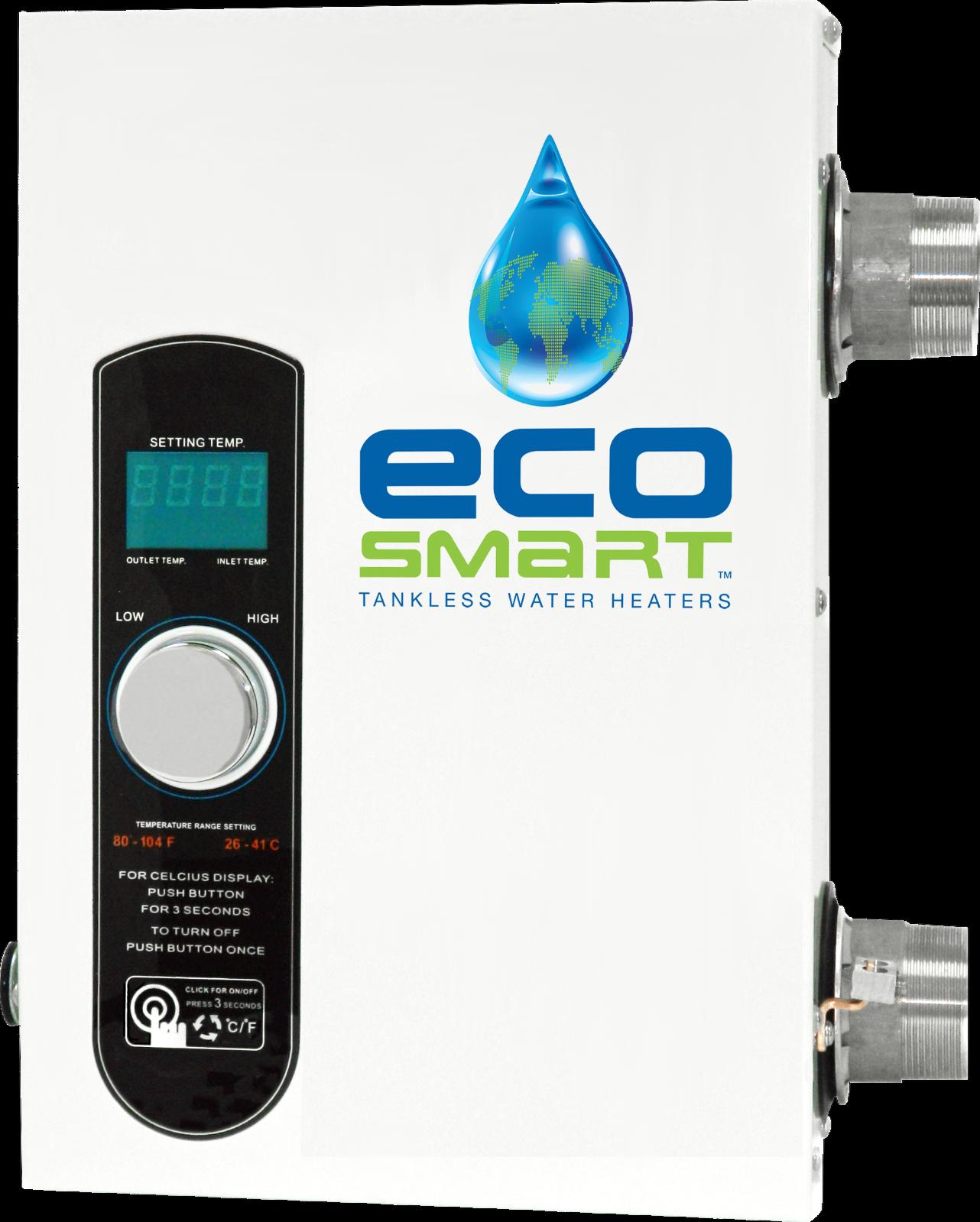ecosmart pool 18 electric 240v tankless 18kw