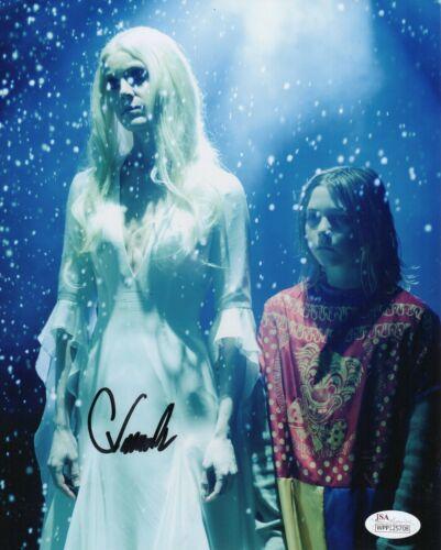 Chase Wright Vanek Autograph Signed 8x10 Photo - Halloween (JSA COA)