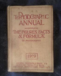 1909 'The Photographic Annual Port Macquarie 2444 Port Macquarie City Preview