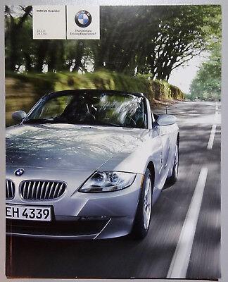 V06753 BMW Z4 MK2 ROADSTER - 3.0i & 3.0Si