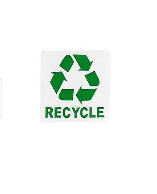 Recycle Trash Cans ((2 Pack) 6