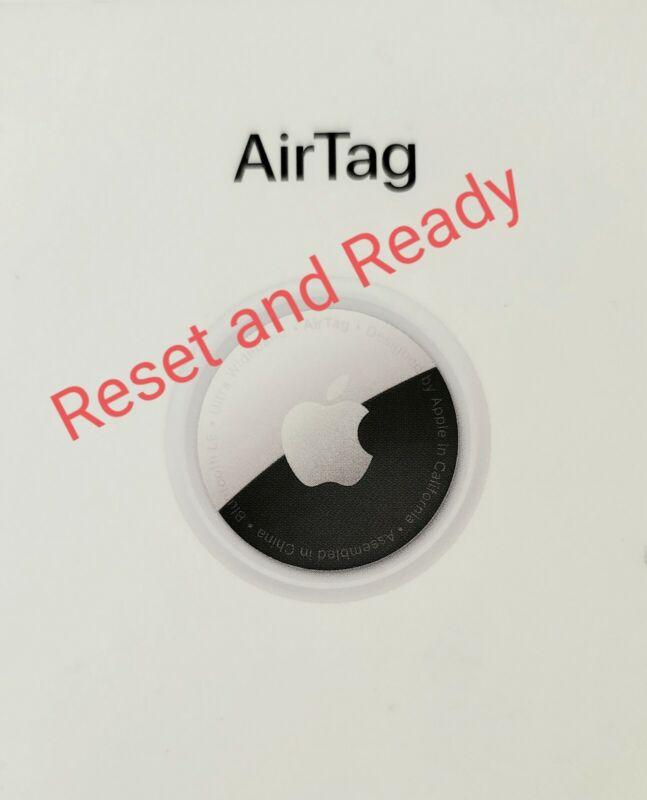 Apple AirTag Tracker 1-Pack, MX532AM/A - White Genuine