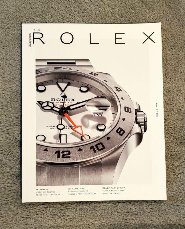 Rolex Magazine Issue 8