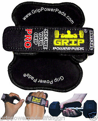Best Lifting Grips Straps Weight Lifting Grip Pad Exercise Cross Training