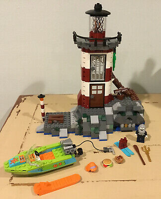 LEGO 75903 Scooby-Doo Haunted Lighthouse - Not Complete