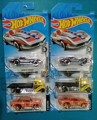 Hot Wheels Treasure Hunt ~Lot of 6~