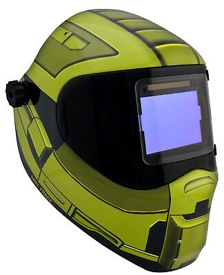 Save Phace Rfp Welding Helmet F Series 40sq Inch Lens 4 Sensor - Master Sergeant