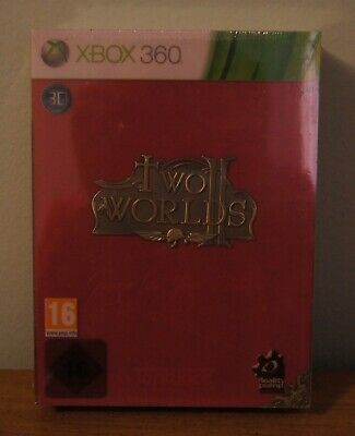New! Two Worlds 2 [Velvet GOTY Edition ] (Xbox 360, 2011) - PAL Europe Version for sale  Shipping to India