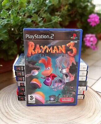 Rayman 3 - PS2 PAL ITA/ESP (versione bundle, con libretto)