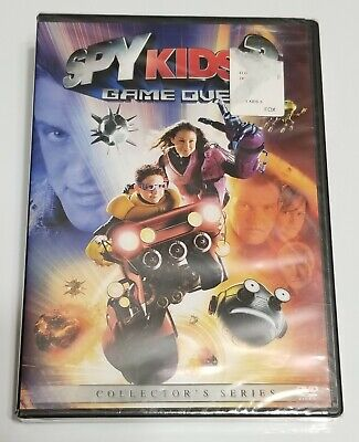 SPY KIDS 3-D GAME OVER  (DVD COLLECTOR