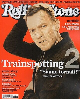 - Rolling Stone 2017 2#Ewan McGregor,The Flaming Lips,The Beatles,I gomma,Rochelle