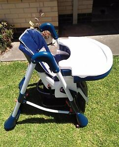 Rare Used New Feeding Chair only 67 ! Woodville Charles Sturt Area Preview
