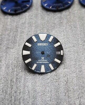 Genuine Seiko King Samurai Dark Manta Ray SRPF79 Dial