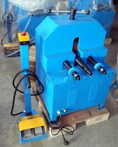 16-76mm Electric Section & Pipe Tube Rolling Machine Pipe Bender Beenleigh Logan Area Preview