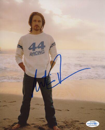 Martin Henderson Virgin River Autographed Signed 8x10 Photo ACOA