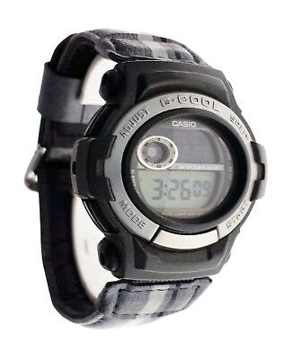Used, NEW Rare Casio G-Cool G-Shock G-Mix Digital Gray Leather Watch GT 003 New Batery for sale  Shipping to Canada