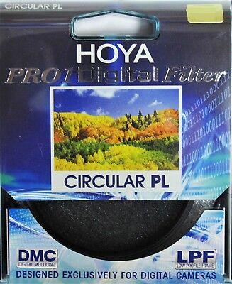 Hoya 77mm PRO1 Digital Circular PL Polarising Filter PRO 1D New Sealed Unopened