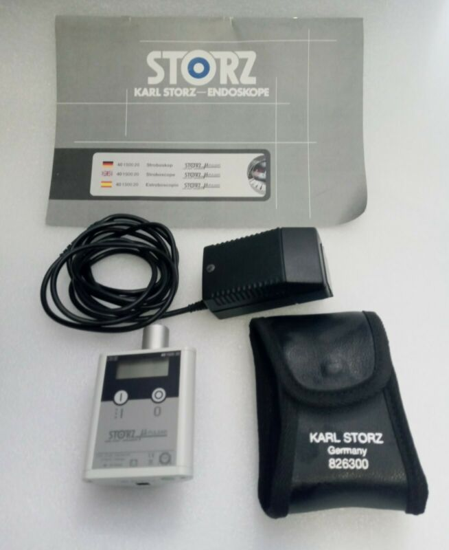 Storz 40150020 U-Pulsar LED Light source For Laryngeal Stroboscopic examination