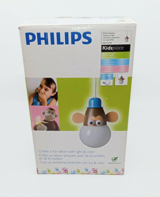 Philips Kidsplace Monkey Suspension Light Ceiling Lamp nursery NEW
