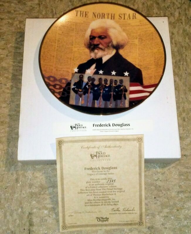 MISS MARTHA ORIGINALS THE PROUD HERITAGE COLLECTION FREDERICK DOUGLASS (1995)
