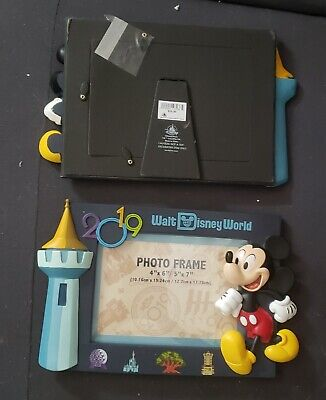 New Walt Disney World Mickey Mouse 2019 4 x 6 or 5 x 7 Photo Picture -