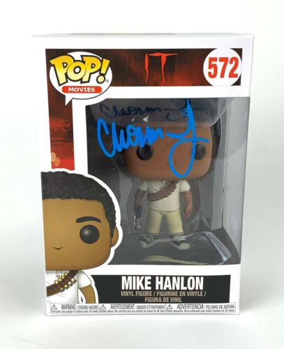 "Chosen Jacobs Autograph Signed Funko Pop - It (2017) ""Mike Hanlon"" (JSA COA)"