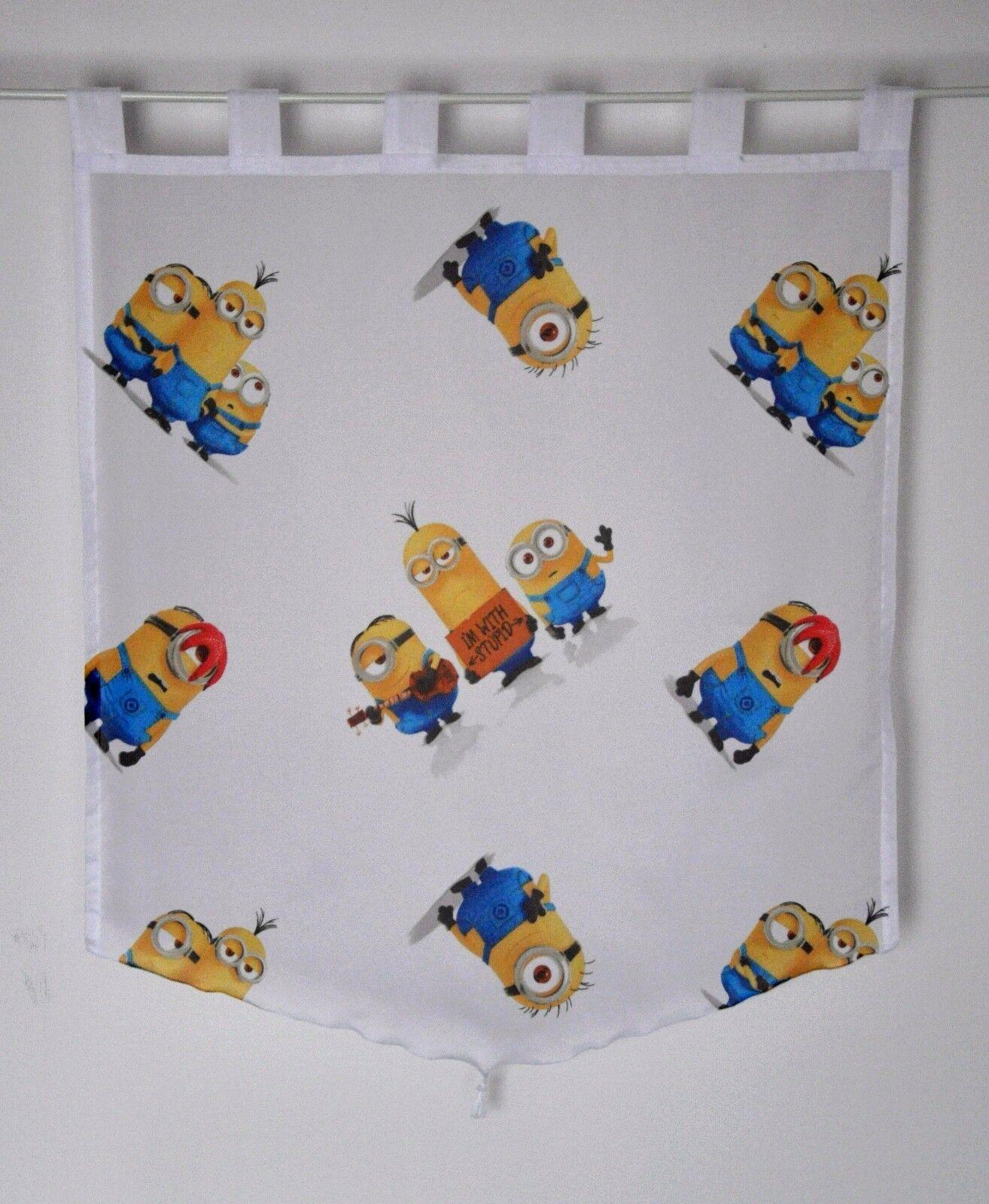 Disney MINIONS Kinder-Gardine Kinderzimmer Vorhang