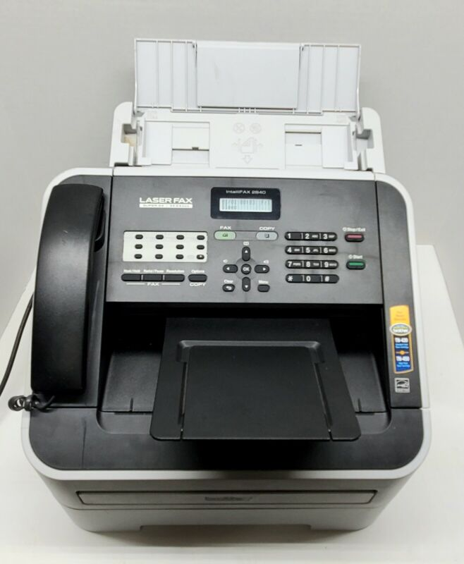 Brother IntelliFax-2840 High-Speed Laser Fax (FAX-2840)